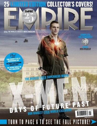 Portadas Exclusivas de Empire de X-Men Days of Future Past criticsight 18