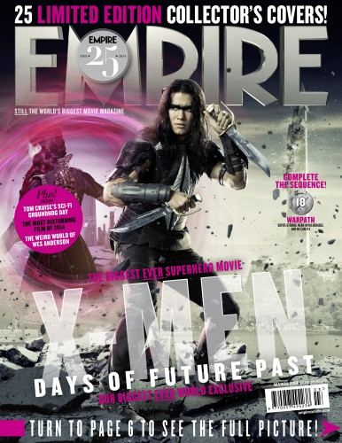 Portadas Exclusivas de Empire de X-Men Days of Future Past criticsight 19