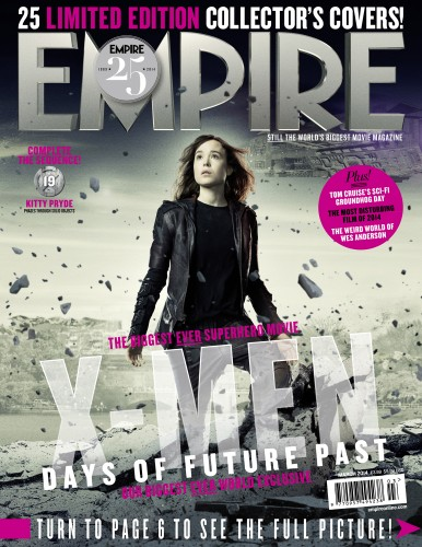 Portadas Exclusivas de Empire de X-Men Days of Future Past criticsight 20