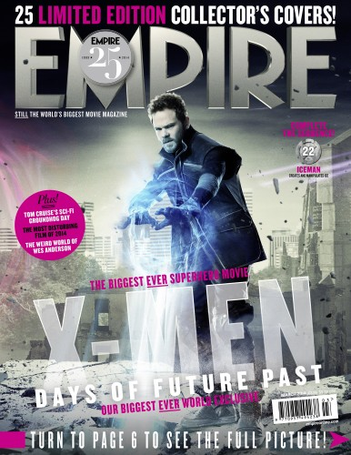 Portadas Exclusivas de Empire de X-Men Days of Future Past criticsight 22