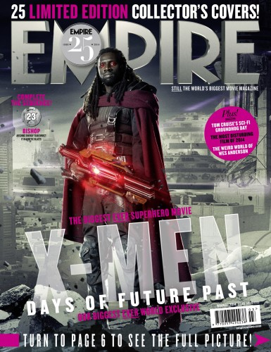 Portadas Exclusivas de Empire de X-Men Days of Future Past criticsight 23