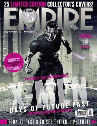 Portadas Exclusivas de Empire de X-Men Days of Future Past criticsight 24