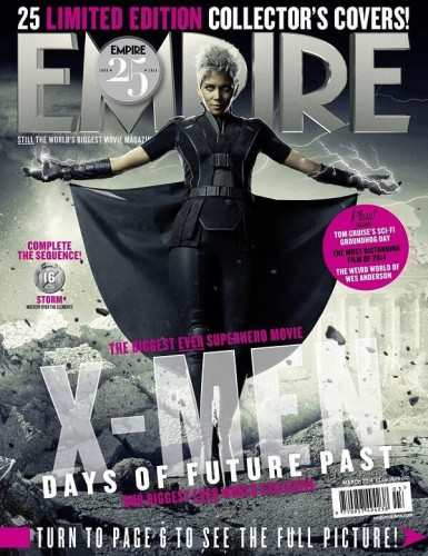 Portadas Exclusivas de Empire de X-Men Days of Future Past criticsight 3