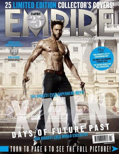 Portadas Exclusivas de Empire de X-Men Days of Future Past criticsight 6