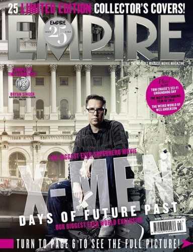 Portadas Exclusivas de Empire de X-Men Days of Future Past criticsight 7