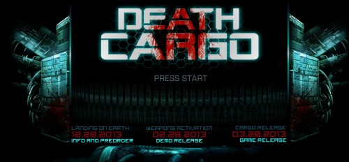 death cargo logo criticsight