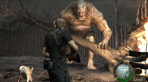 resident evil 4 super hd criticsight