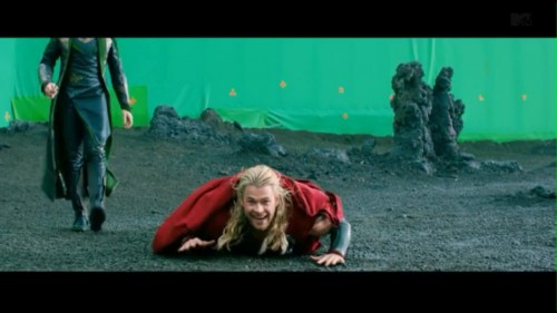 thor dark world gag reel criticsight