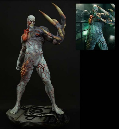 Basada en Tyrant de Resident Evil por Hollywood Collectibles criticsight imagen 1