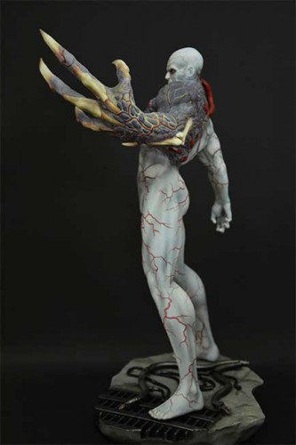 Basada en Tyrant de Resident Evil por Hollywood Collectibles criticsight imagen 2