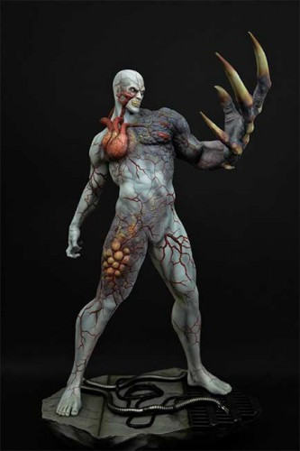 Basada en Tyrant de Resident Evil por Hollywood Collectibles criticsight imagen 3