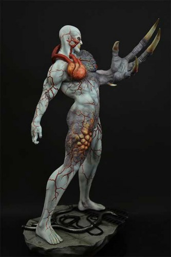Basada en Tyrant de Resident Evil por Hollywood Collectibles criticsight imagen 4