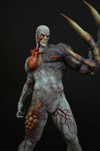 Basada en Tyrant de Resident Evil por Hollywood Collectibles criticsight imagen 6