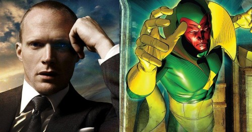 Paul Bettany sera Vision en Avengers age of ultron criticsight