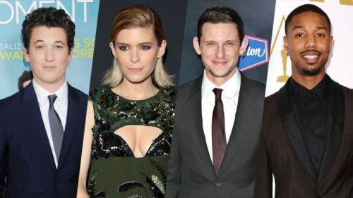 elenco fantastic four cast 2014 cuatro fantasticos 2015 criticsight