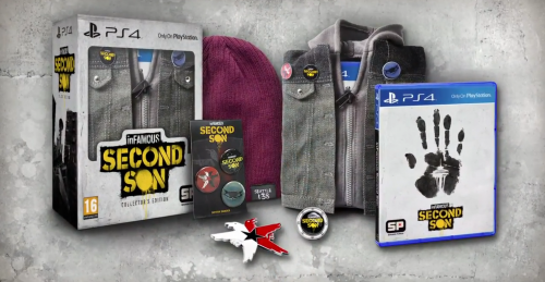 infamous second son collectors edition criticsight