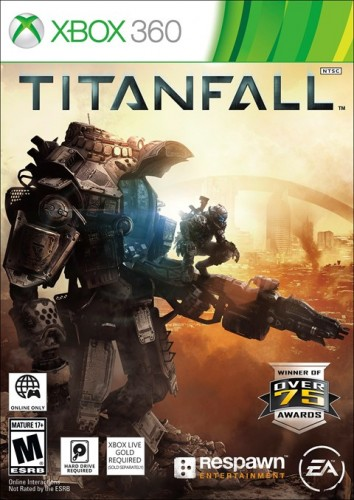 1-Titan Fall  8 de Abril XBOX 360 criticight