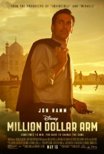 35 Million Dollar Arm criticsight