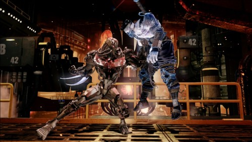 Gameplay fulgore killer instinct 2014 criticsight 2
