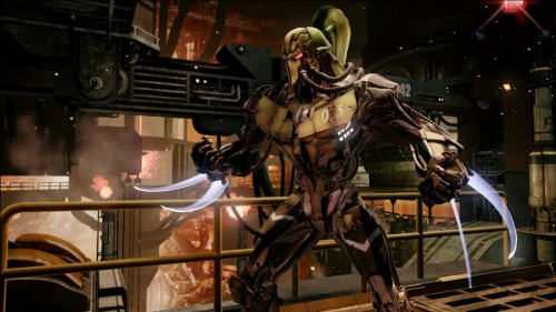 Gameplay fulgore killer instinct 2014 criticsight 3
