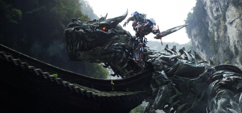 Nuevos Posters de Transformers Age of Extinction  criticsight grimlock