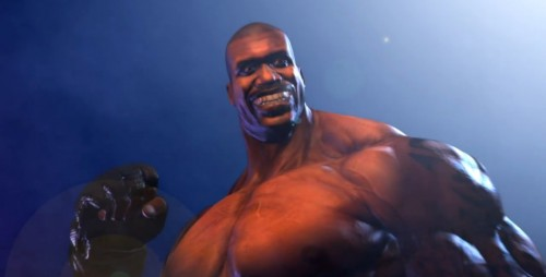 Shaq-Fu A Legend Reborn trailer debut criticsight
