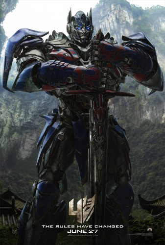 transformers age of extinction poster optimus criticsight