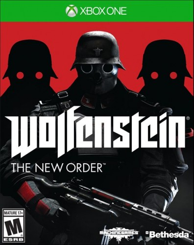 4 Wolfenstein The New Order, Disponible en PS4, PS3, XBOX 360 y XBOX One