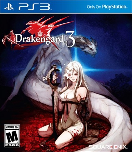 5 Drakengard 3 solo en PS3 criticsight