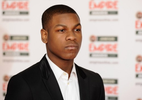 Actors John Boyega episode seven star wars criticsight