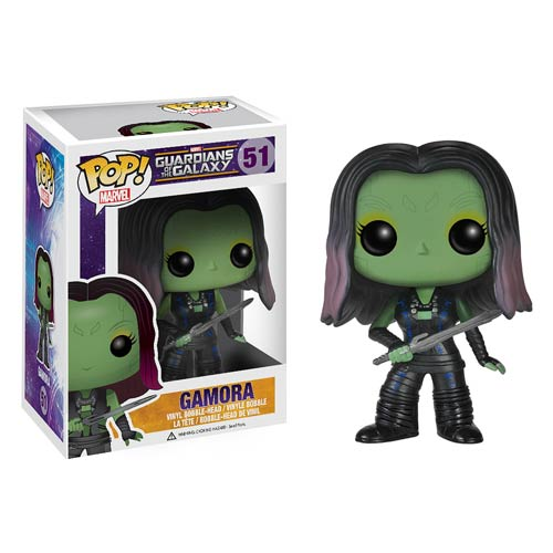 "Figuras Funko Pop Vinyl  de ""Guardians of the Galaxy""3"