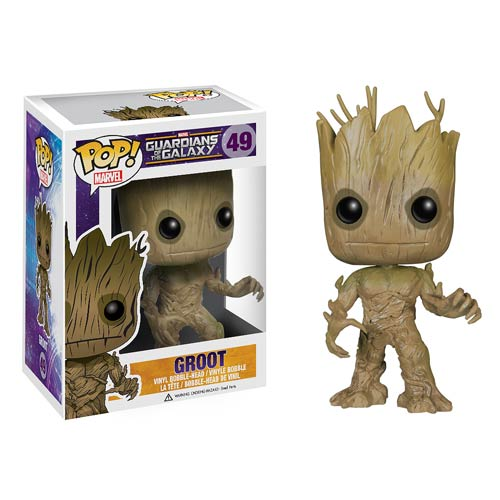 "Figuras Funko Pop Vinyl  de ""Guardians of the Galaxy""4"