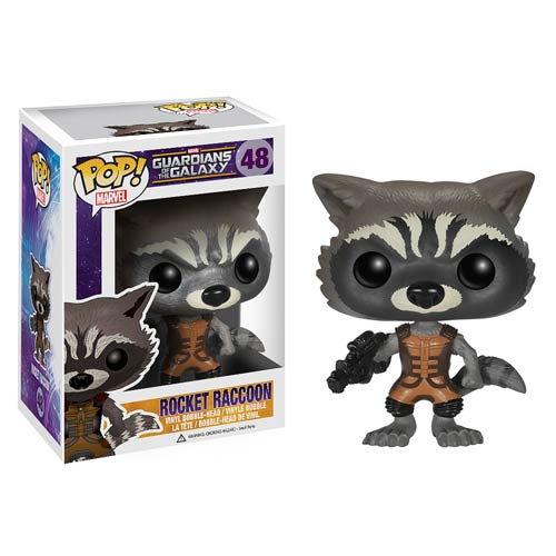 "Figuras Funko Pop Vinyl  de ""Guardians of the Galaxy""5"