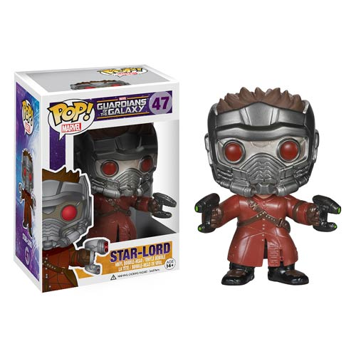"Figuras Funko Pop Vinyl  de ""Guardians of the Galaxy""6"