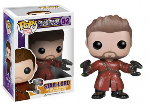 "Figuras Funko Pop Vinyl  de ""Guardians of the Galaxy 1"