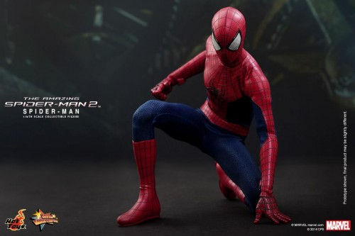 GAME TOYS Figura de Spidy de The Amazing Spiderman 2 por Hot Toys criticsight 10