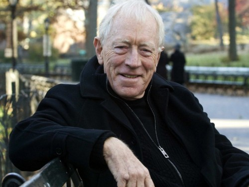 Max von Sydow star wars episode seven criticsight