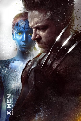 Posters de X-Men Days of Future Past abril criticsight 3