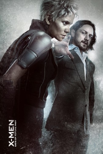 Posters de X-Men Days of Future Past abril criticsight 4