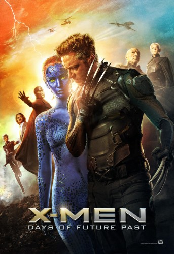 Posters de X-Men Days of Future Past abril criticsight 5
