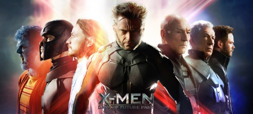 Posters de X-Men Days of Future Past abril criticsight 9