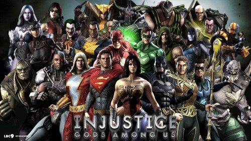 Secuela de injustice gods among us criticsight