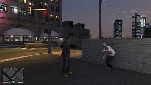 gta v 5 zombie secretos easter eggs criticsight