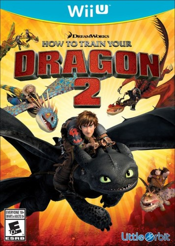 1 How To Train Your Dragon 2 The Video Game  criticsight