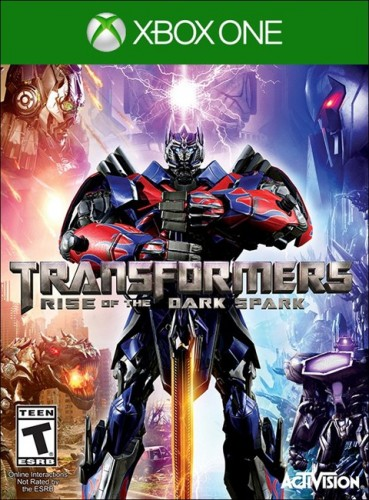 6 Transformers Rise of the Dark Spark  criticsight
