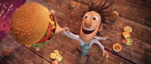 Cloudy with a Chance of Meatballs 3d good bueno ejemplo criticsight