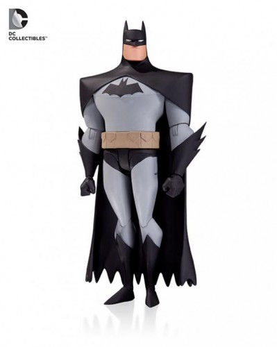"Figuras de ""Batman The Animated Series"" de 6 Pulgadas por DC Collectibles criticsight 1 batman"