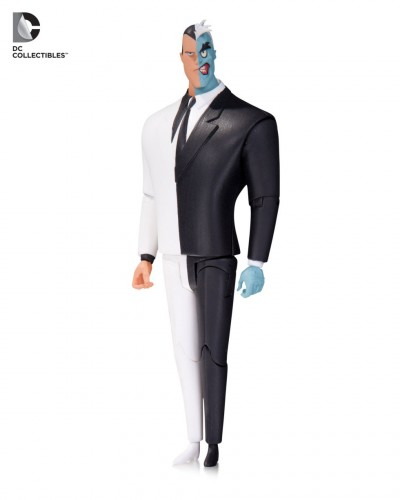"Figuras de ""Batman The Animated Series"" de 6 Pulgadas por DC Collectibles criticsight 4 two face"