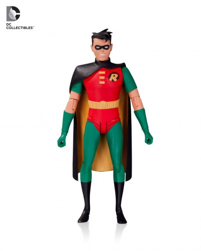 "Figuras de ""Batman The Animated Series"" de 6 Pulgadas por DC Collectibles criticsight 6 robin"