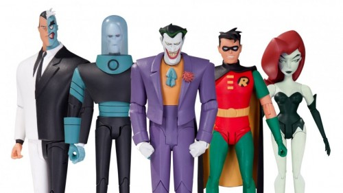 "Figuras de ""Batman The Animated Series"" de 6 Pulgadas por DC Collectibles criticsight banner"